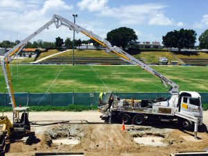 Leagues club stadium expansion
